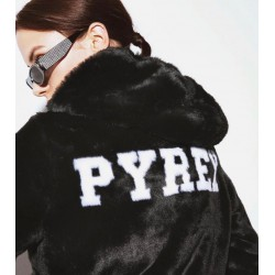 PYREX - Full zip in pelliccia